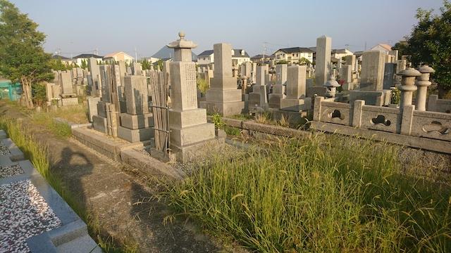 丸亀市営 城南共葬墓地03