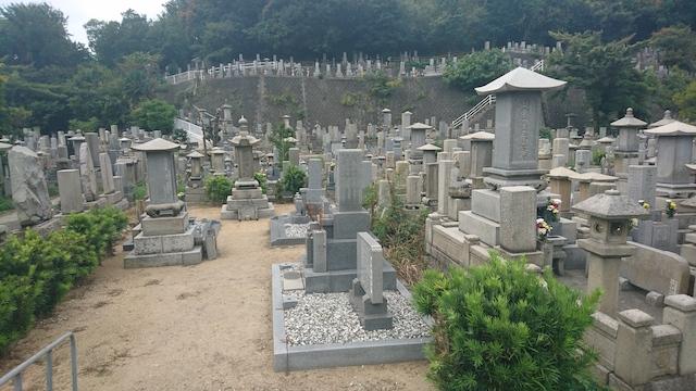 坂出市営 田尾墓地04