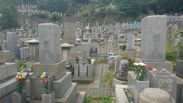 坂出市営 田尾墓地03