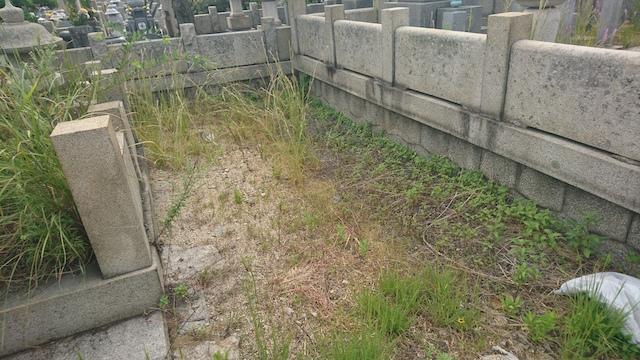 坂出市営 田尾墓地05