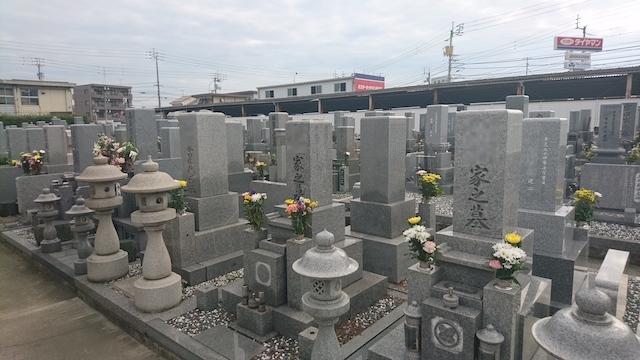 坂出市営 新田尾墓地04
