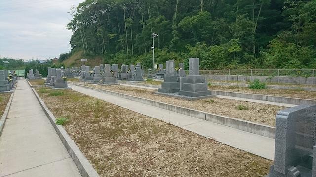 坂出市営 金山墓地03