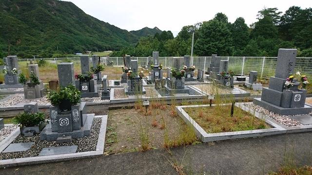 東かがわ市営 入野山霊園05
