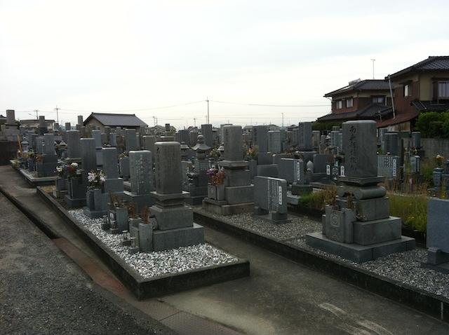 葛原墓地03