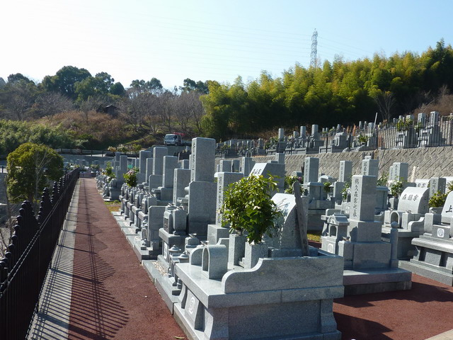 松山中央霊園03