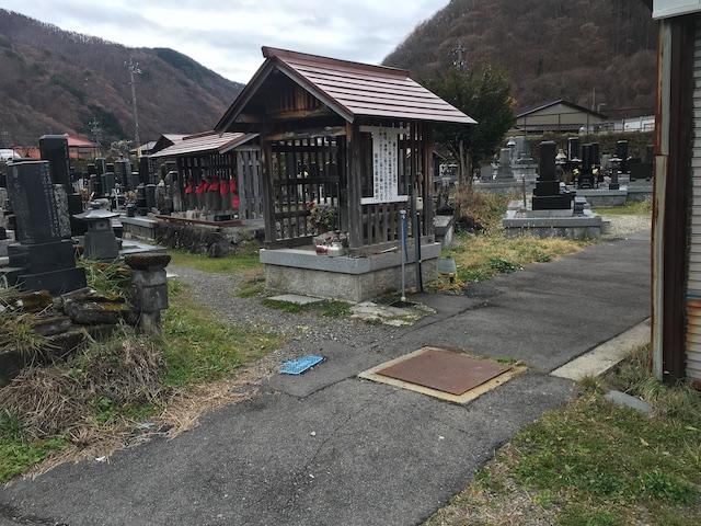 木祖村営 一里塚霊園03