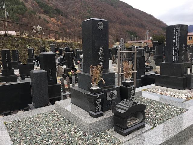 木祖村営 一里塚霊園05