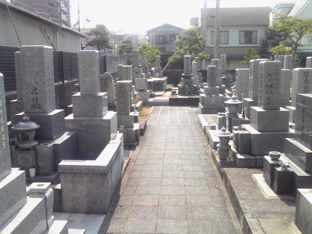 正林寺墓苑01