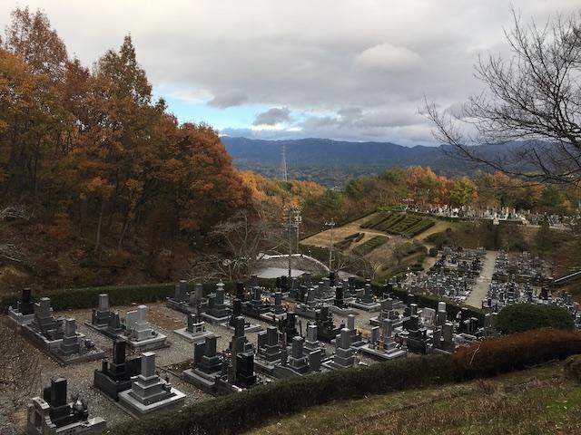 飯田市営 桐林墓地公園02