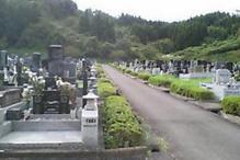 大河原町営 頼母山霊園01