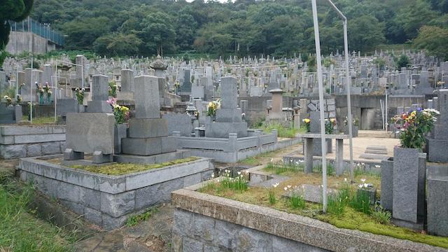 高松市営 姥ヶ池墓地04