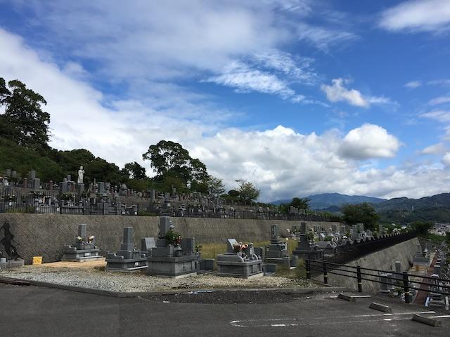 松山中央霊園05