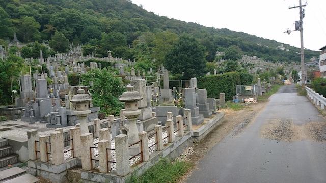 高松市営 姥ヶ池墓地05