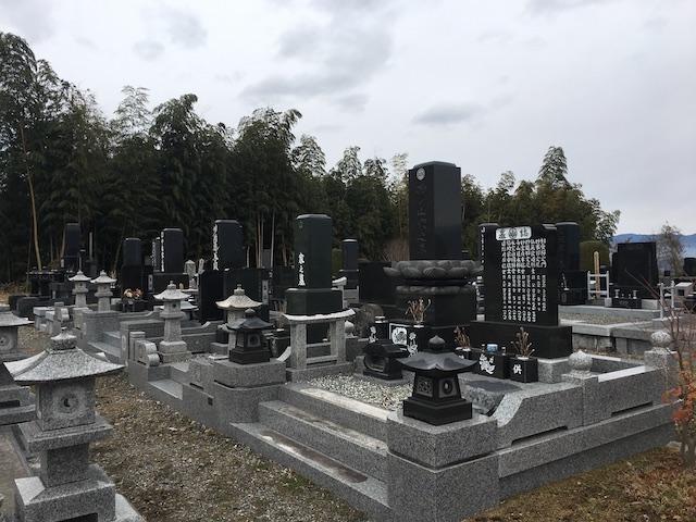 宮田村営 駒ヶ原墓地04