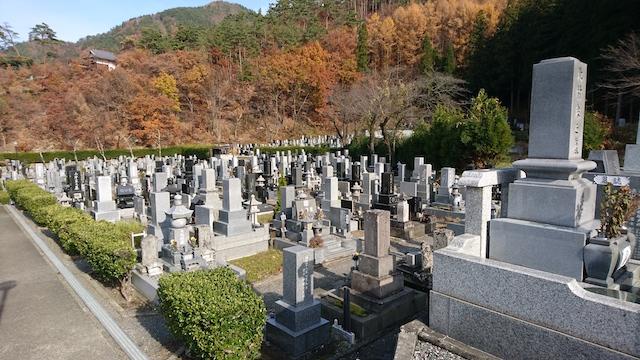 須坂市営 坂田霊園06