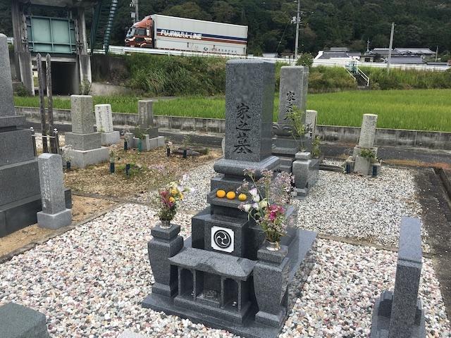 塩田墓地05