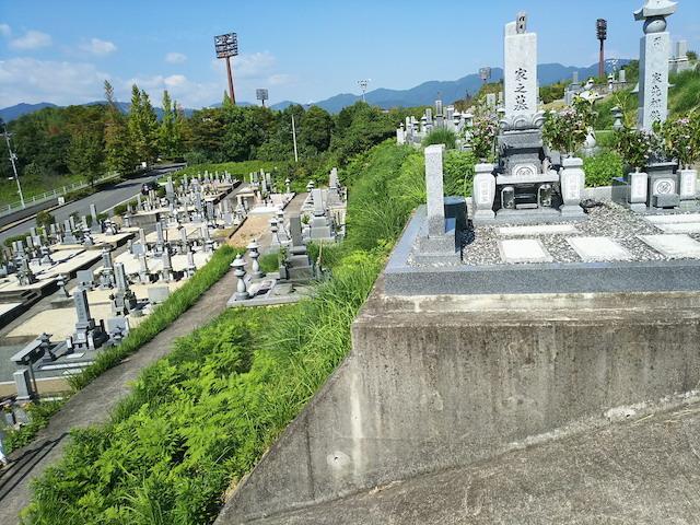 志戸部墓地5