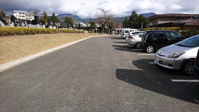 松本市営 蟻ヶ崎霊園05