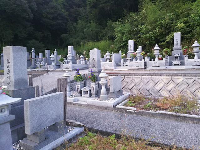吉備中央町下加茂霊園_01