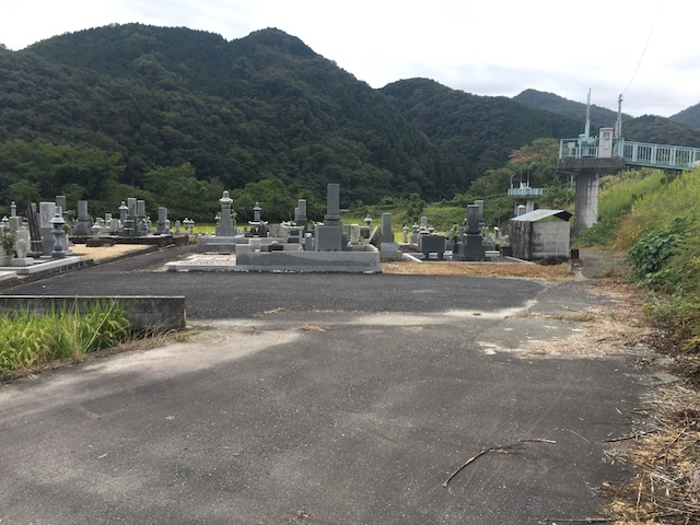 塩田墓地03