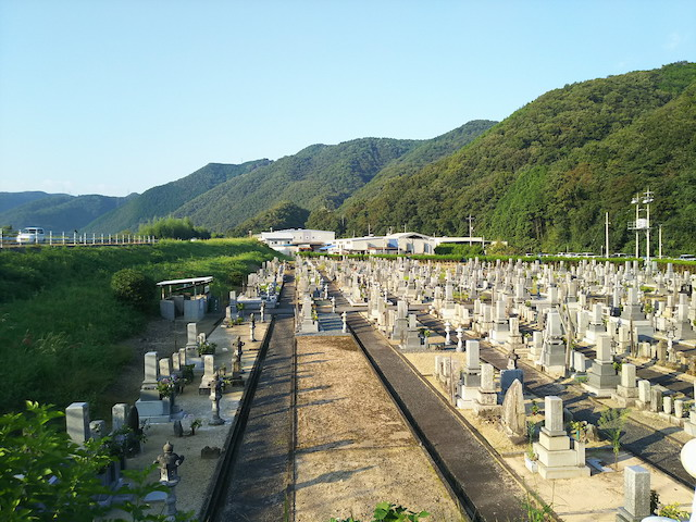 飯岡墓地公園-1