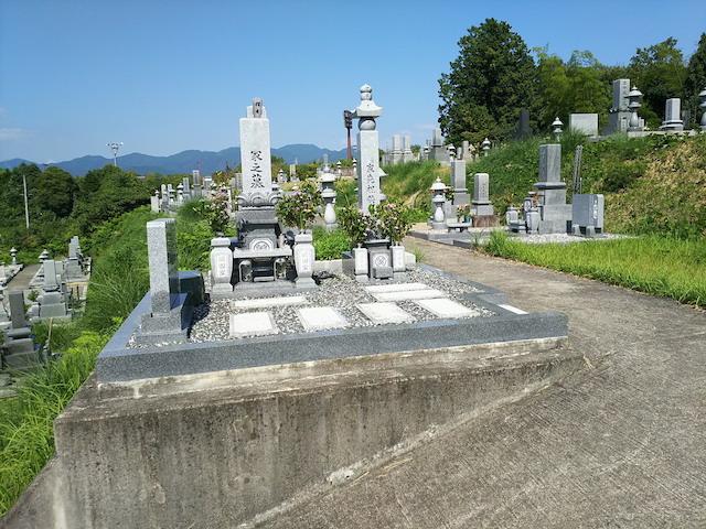 志戸部墓地1