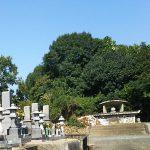 津山市営八出墓地