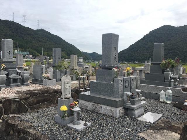 塩田墓地01