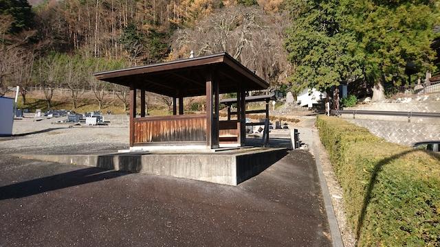 松本市営 上野霊園07