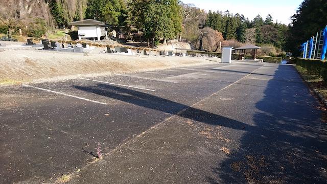 松本市営 上野霊園06