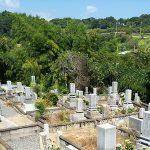 津山市営二宮墓地