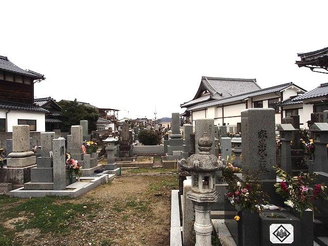 鳥取県行徳墓地14
