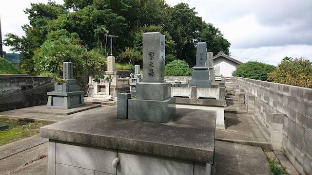 大田市営 汐迫墓地05