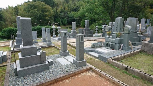 新奥ノ谷墓地9