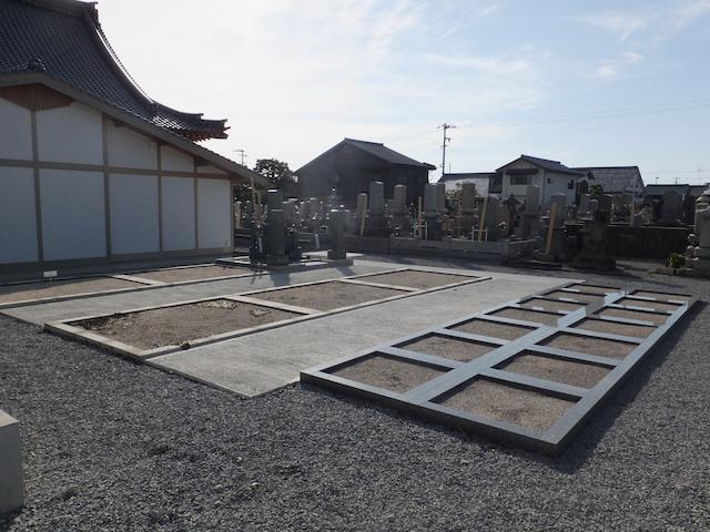 鳥取県凉善寺墓地07