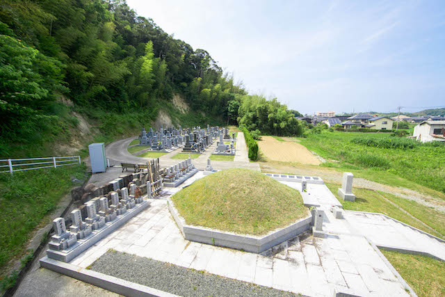 長泉寺墓地07