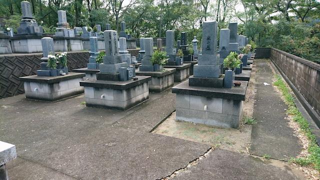 大田市営野浦浜墓地02