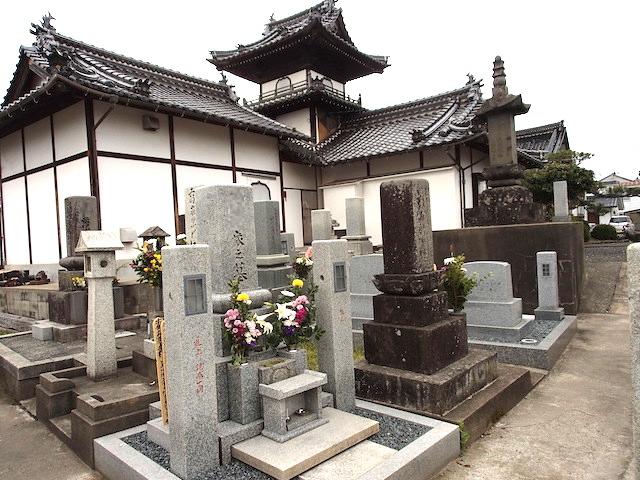 鳥取県行徳墓地13