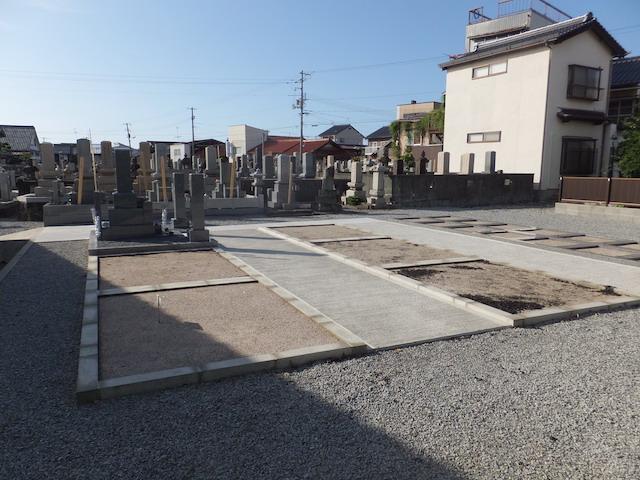 鳥取県凉善寺墓地09