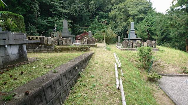 大田市営大原墓地01