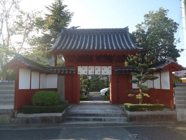 妙要寺墓地01