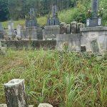 浜田市営唐鐘第二共同墓地