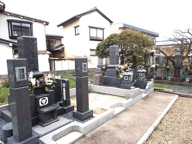 鳥取県行徳墓地17