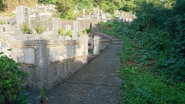津摩共同墓地02