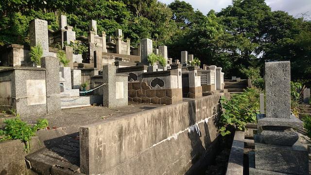 津摩共同墓地05
