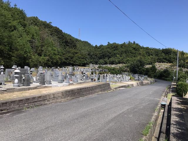 米子市営南公園墓地03