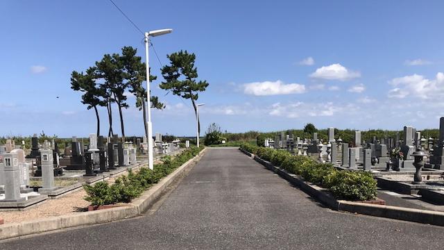 米子市営佐陀墓苑06