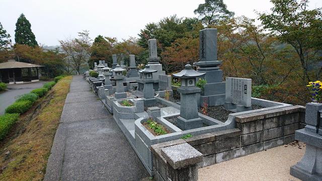 益田市営笹倉墓地公園03