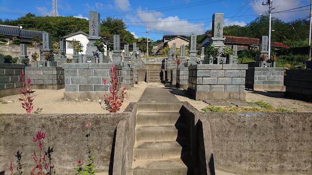 大田市営高浜墓地03