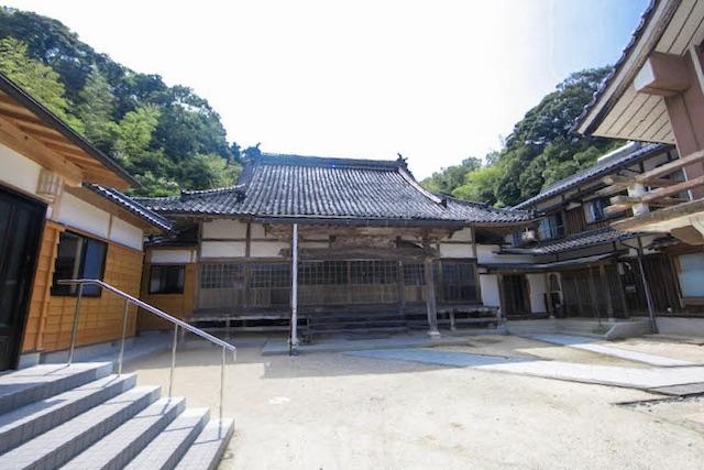 長泉寺墓地10